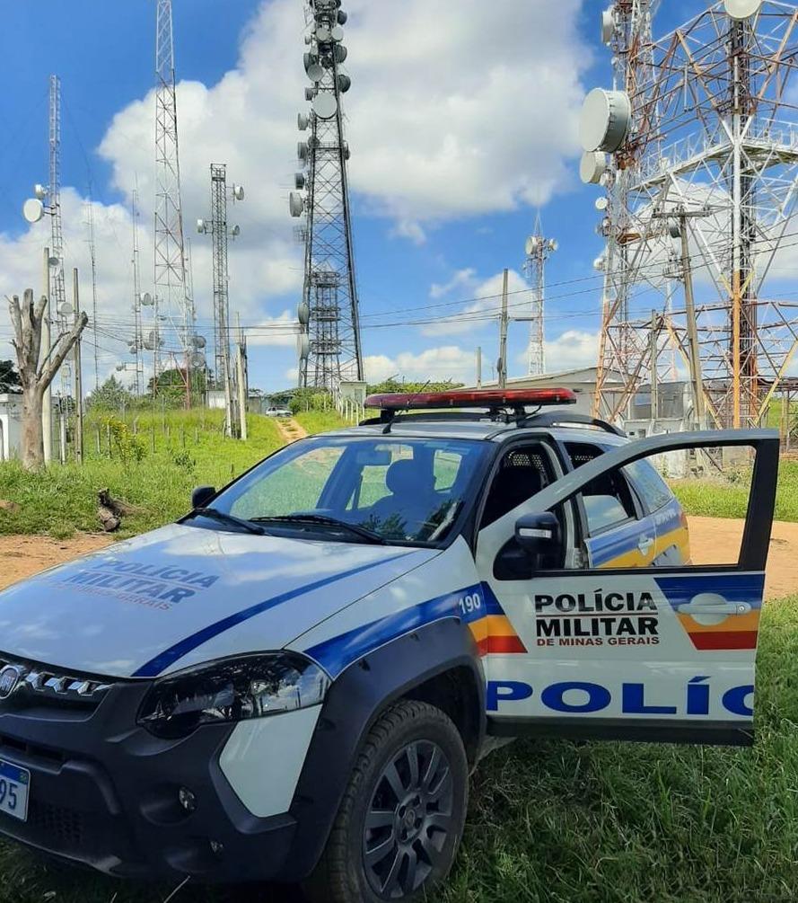 Zona da Mata e Sul de Minas: furtos em torres de internet e em loja são registrados