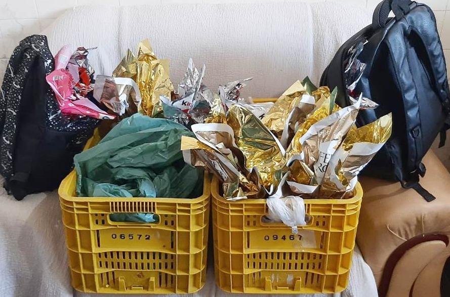 Churrasco e Páscoa: cinco pessoas detidas por furto em supermercado na Zona da Mata