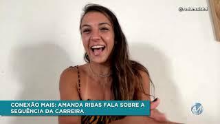CONEXÃO MAIS LIVE – Amanda Ribas