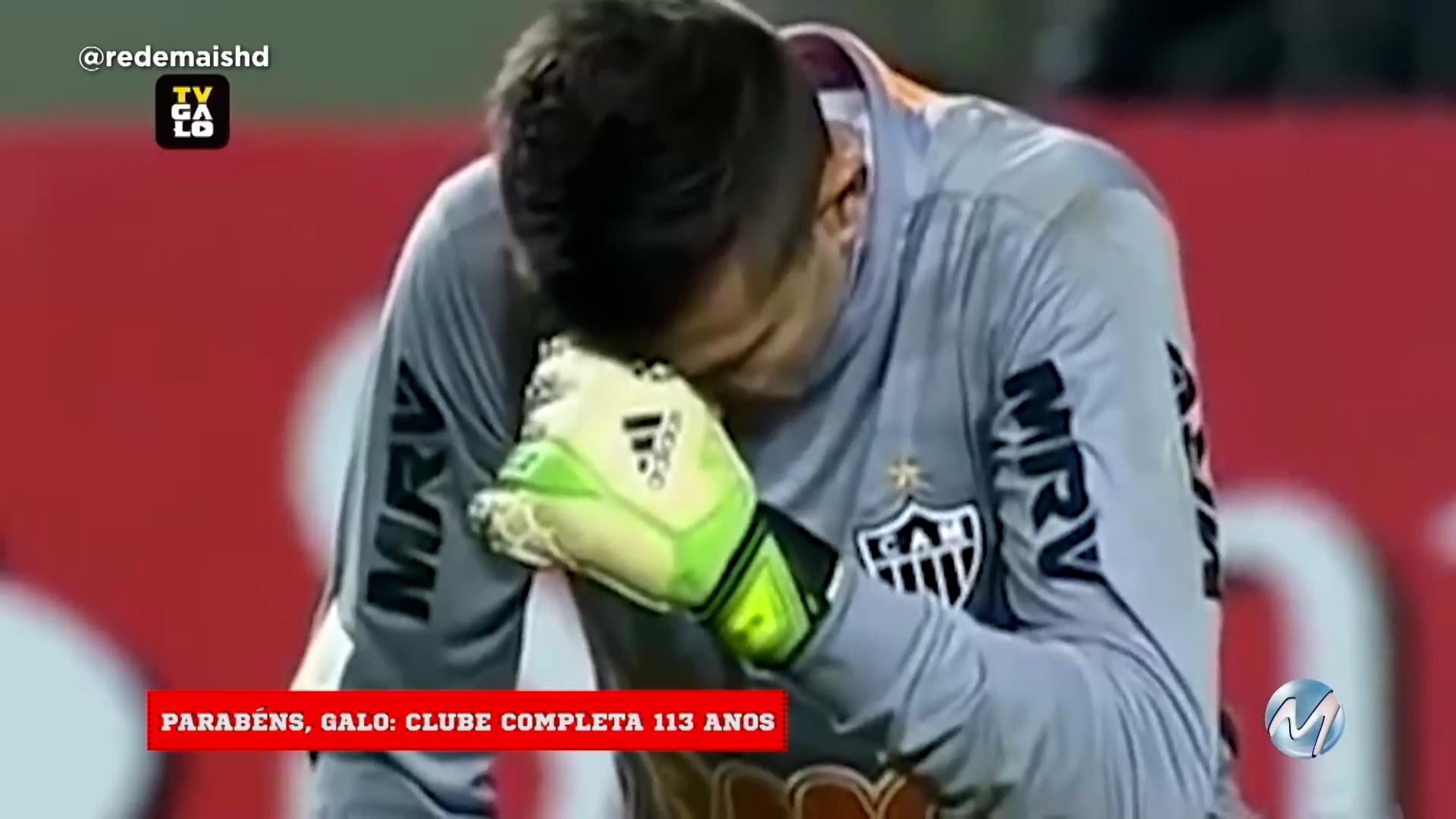 Aniversário do Galo e Flamengo sobrando
