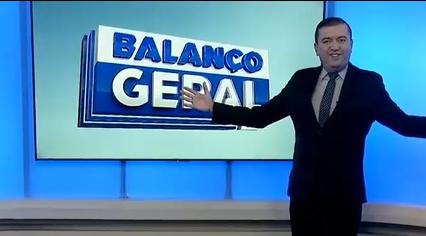 Com Fabiano Thibé: Balanço Geral completa 7 anos