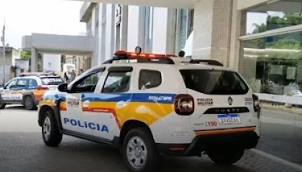 Muriaé: homem é baleado enquanto seguia para o trabalho