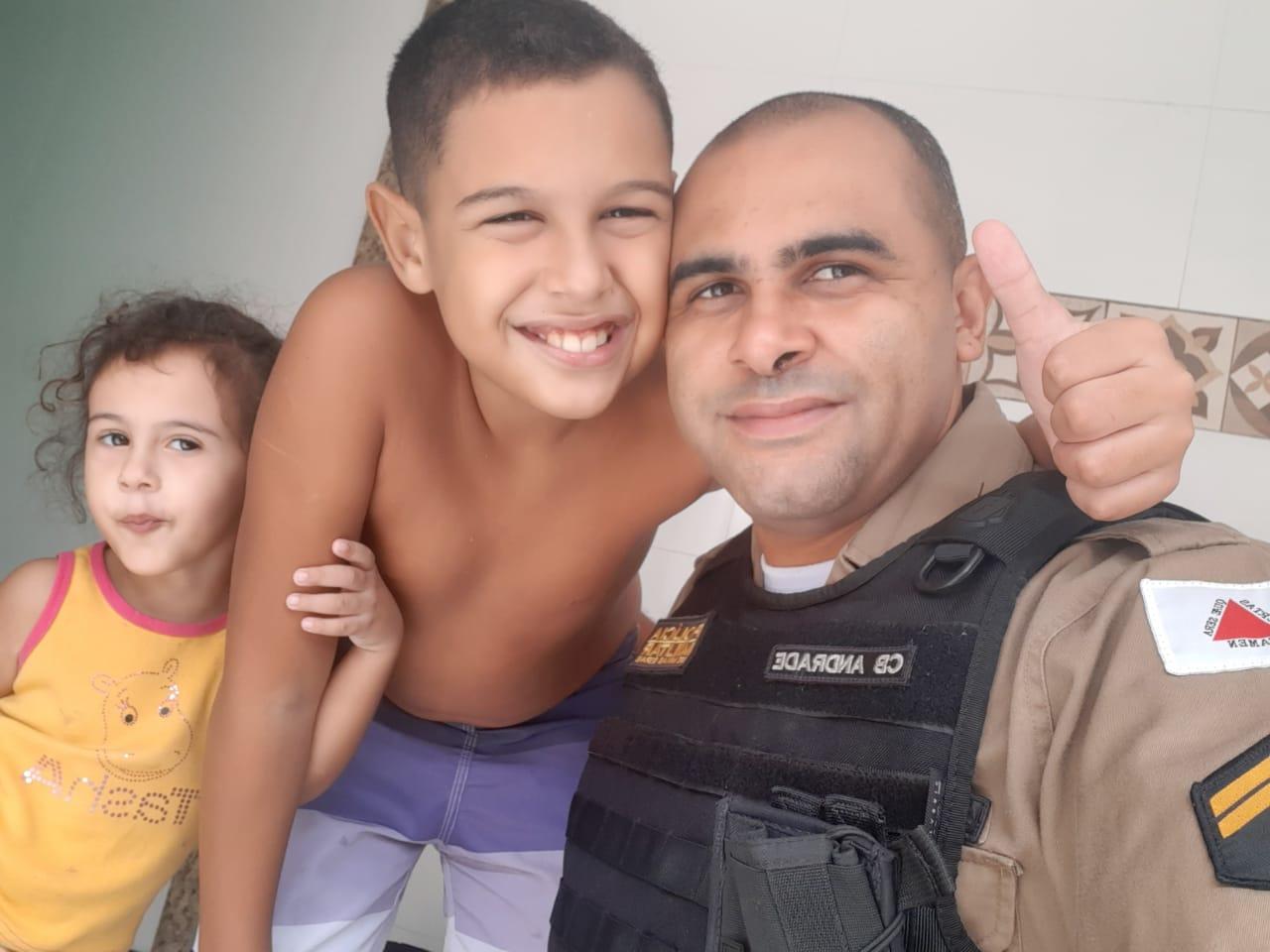 História na Zona da Mata viralizou: pai explica porque não podia ir ao aniversário do filho