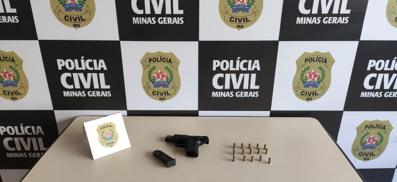 Juiz de fora: Polícia Civil apreende armas em uma casa