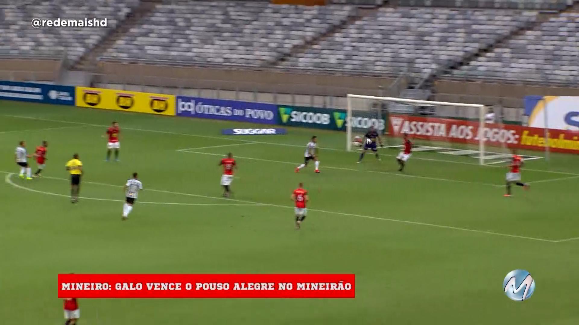 Galo e Cruzeiro vencem