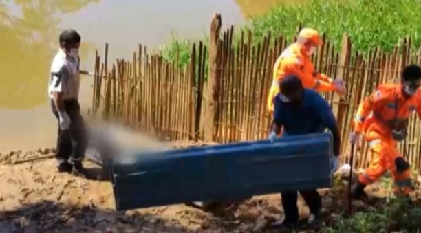 Muriaé: adolescente é encontrado morto em rio e corpo tinha sinais de violência
