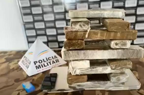 Juiz de Fora: homem é detido suspeito de tráfico de drogas