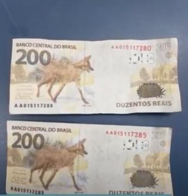 Poços de Caldas: dupla é detida passando notas falsas em comércio
