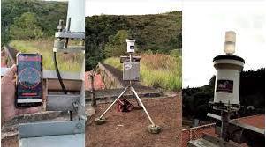R+: Prefeitura de JF instala novo pluviômetro