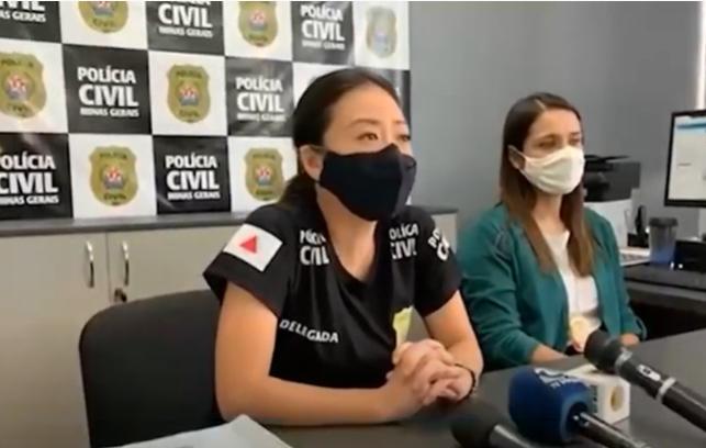 Polícia Civil prende suspeito de cometer crimes em Poços de Caldas