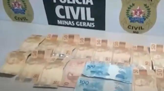 Três Pontas: mulher se aproveita de descuido de idosa e furta dinheiro