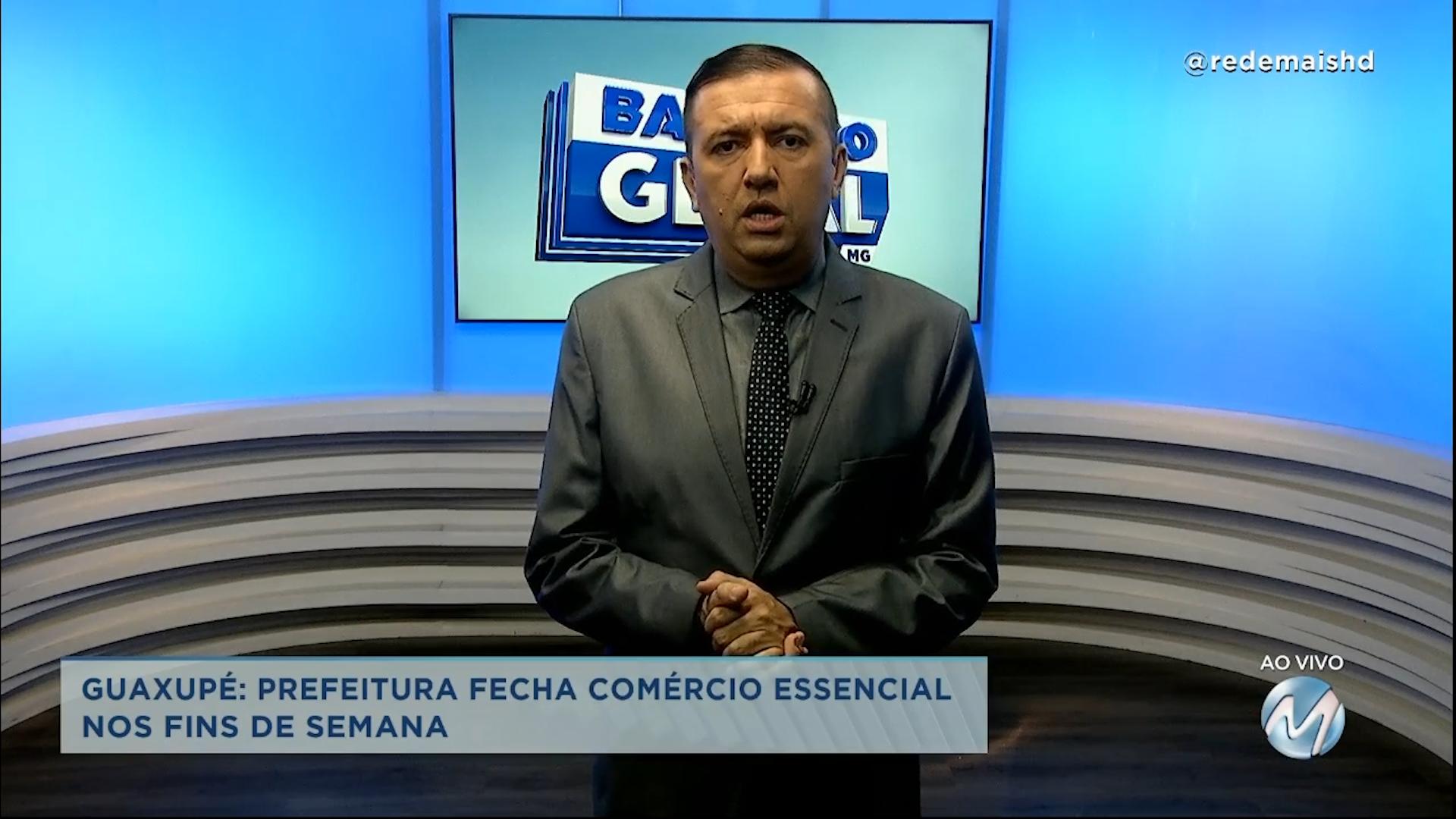 Guaxupé: prefeitura fecha comércio essencial nos fins de semana