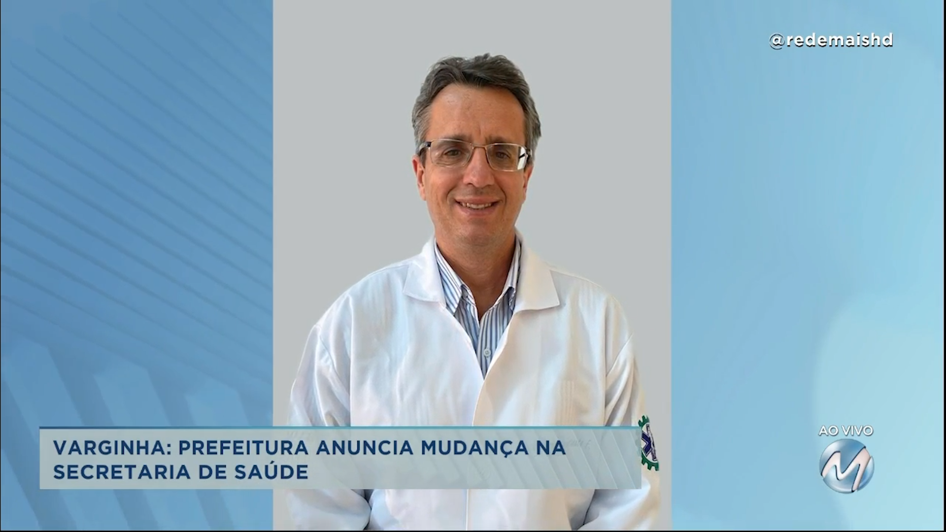 Varginha: prefeitura anuncia mudança na secretaria municipal de Saúde
