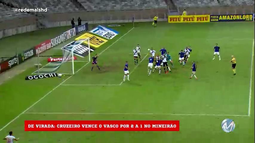 Cruzeiro vence a primeira em casa