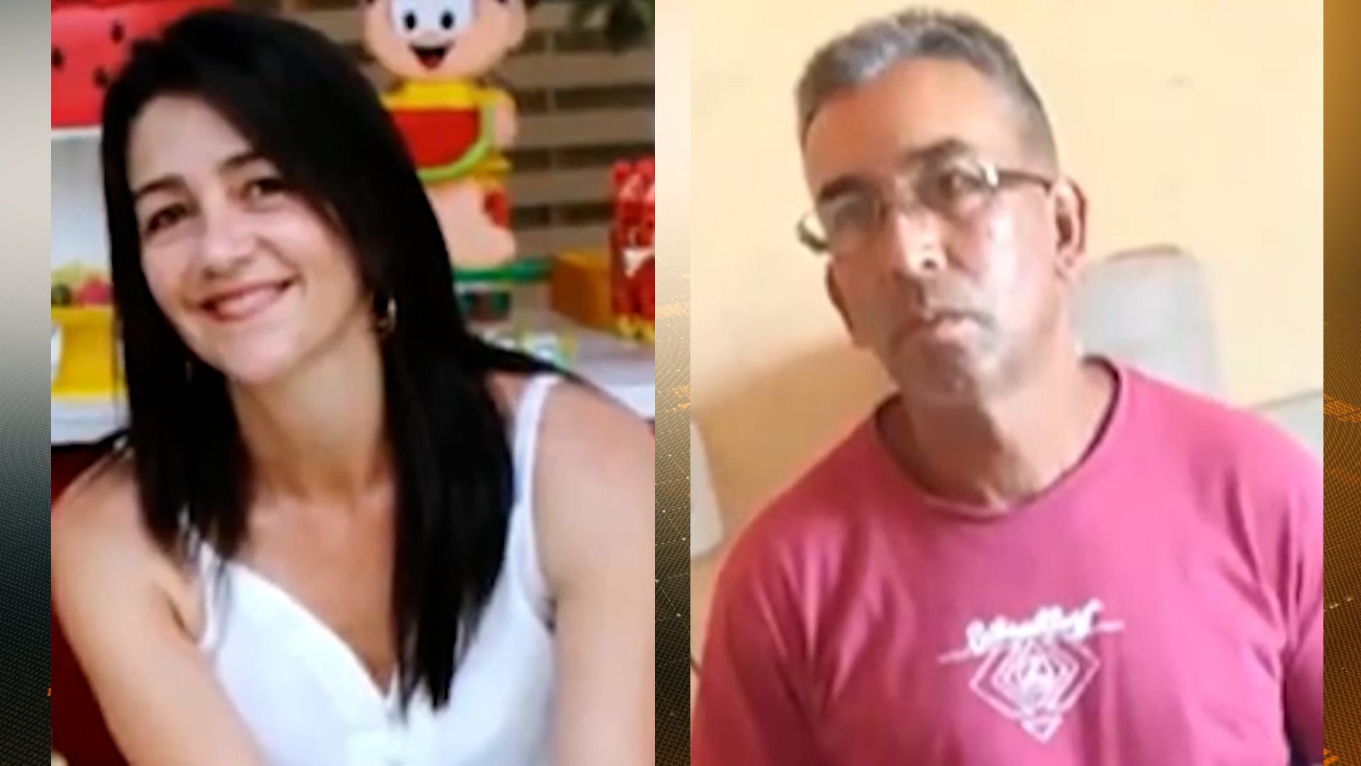 Caso Cristina: Marido é preso novamente