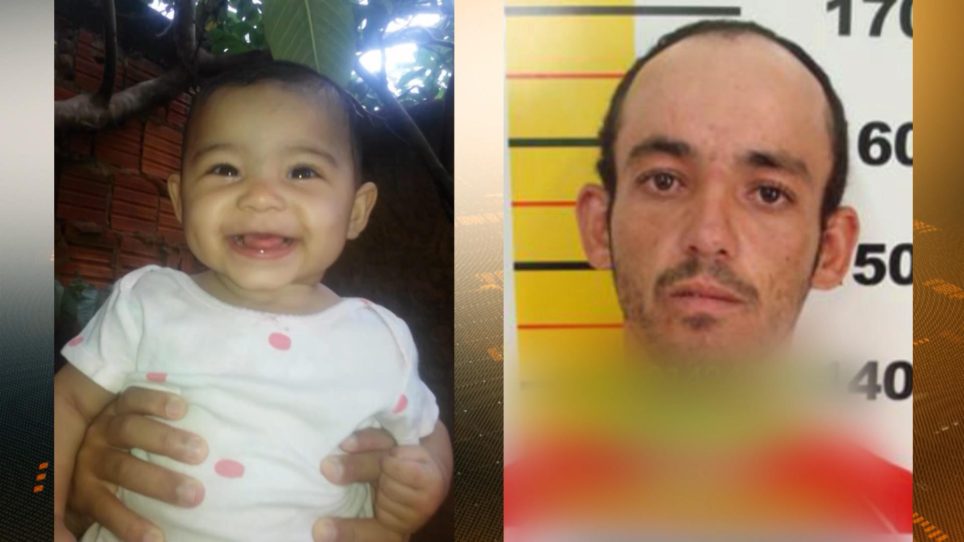 Homem é suspeito de matar a filha de 1 ano