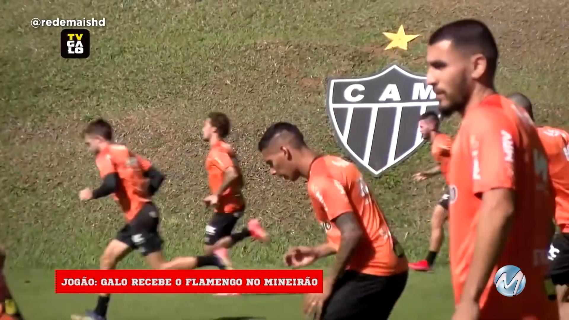 Galo em campo e empate sem gols do Cruzeiro