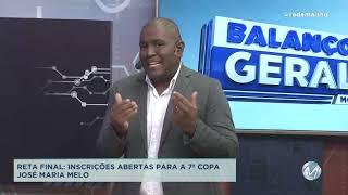Inscrições abertas para a 7ª Copa José Maria Melo