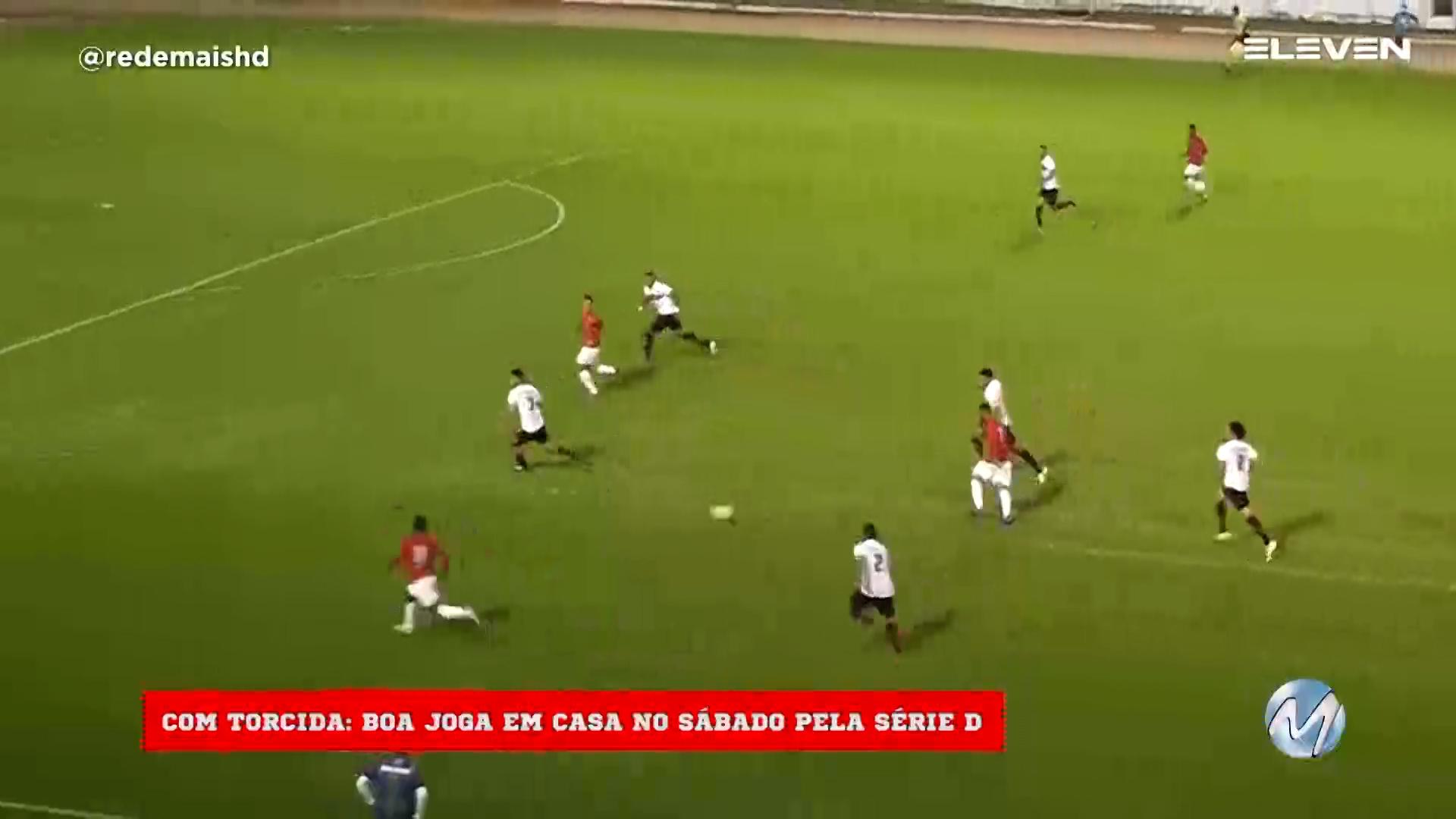 Boa, Galo e os gols da Copa do Brasil