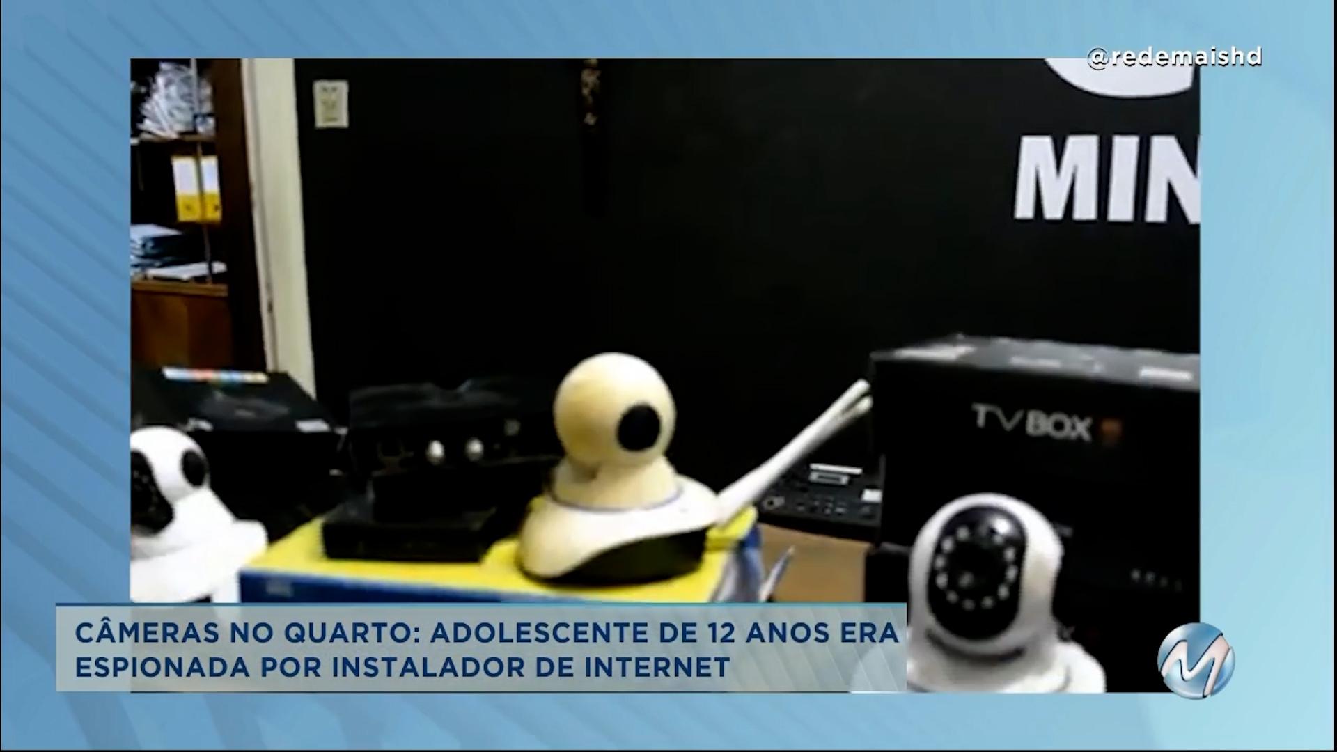 Santos Dumont: homem preso por espionar clientes