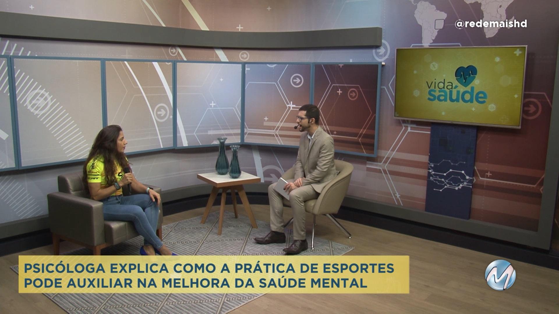 Prática esportiva aliada à saúde mental