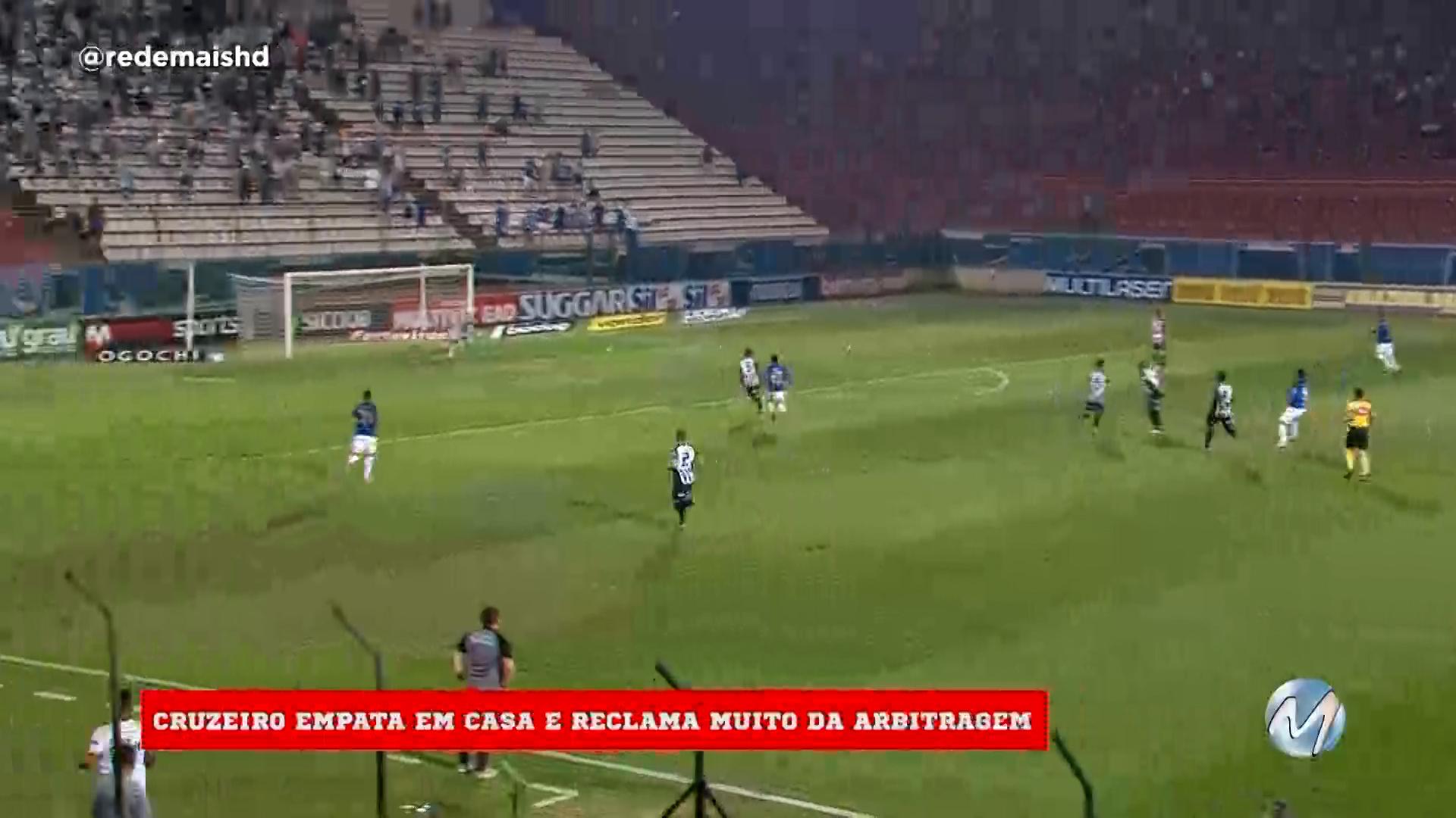 Cruzeiro foi prejudicado?