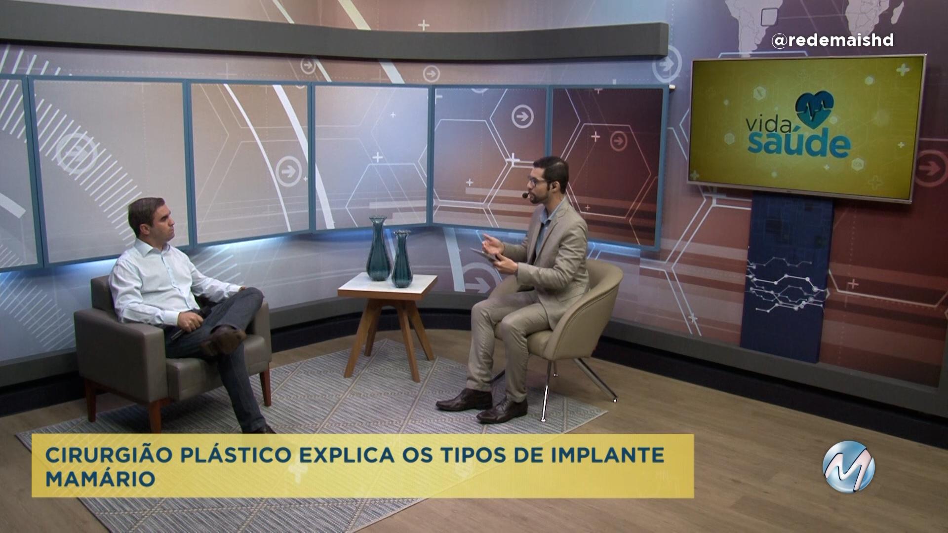 Implante mamário